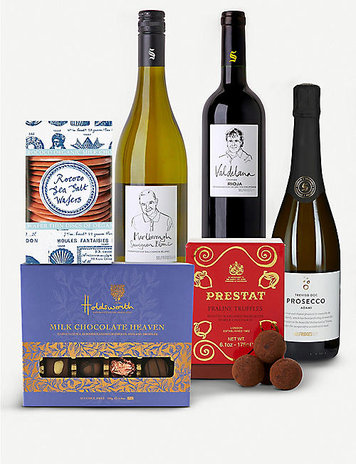 SELFRIDGES SELECTION: Wines & Chocolates bundle