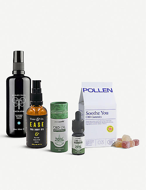 POLLEN: CBD bundle