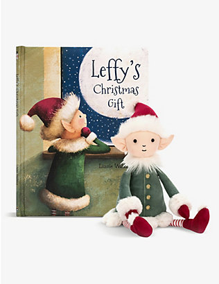 JELLYCAT: Jellycat Christmas Elf Bundle