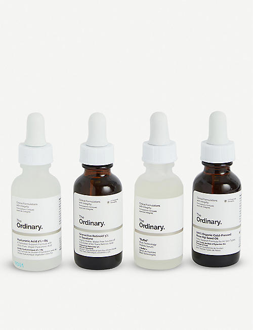 THE ORDINARY Anti-Aging skincare set