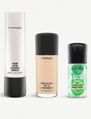 MAC MAC Cucumber Prep + Prime Bundle