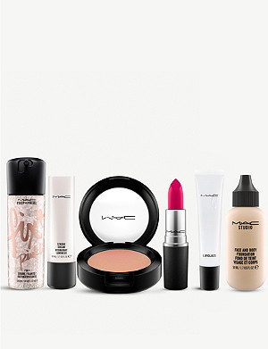 MAC MAC x Terry Barber: The Glass Look