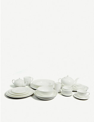 SOHO HOME: Soho Home House White Dining Range