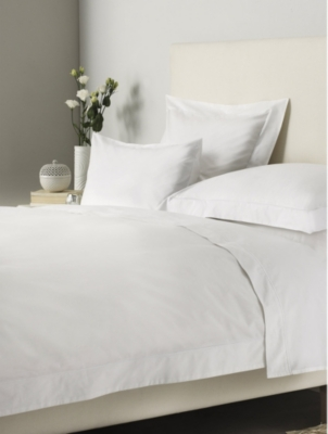 THE WHITE COMPANY Savoy bed linen range