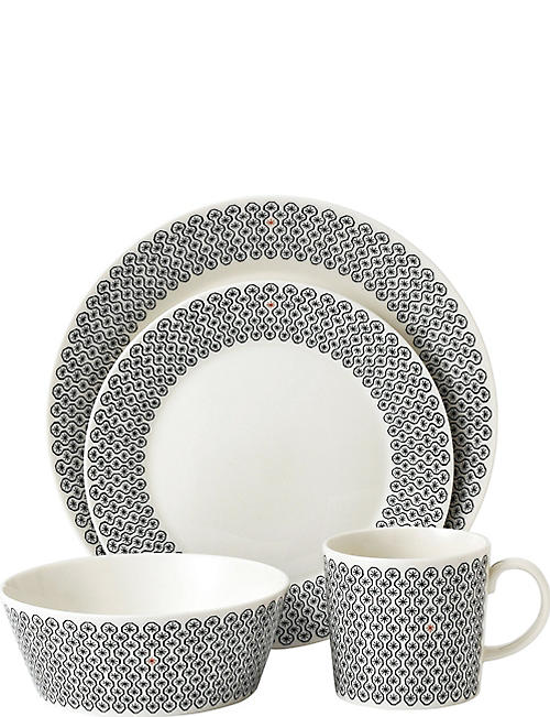 WEDGWOOD: Charlene Mullen dining collection