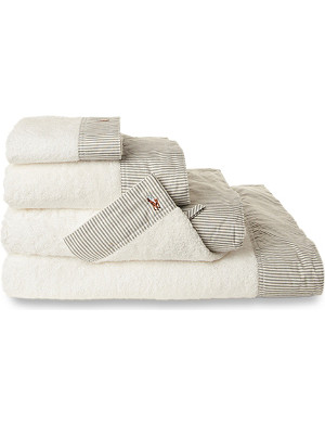 RALPH LAUREN HOME Oxford towels