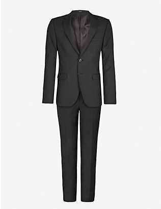 TIGER OF SWEDEN: Slim-fit wool suit