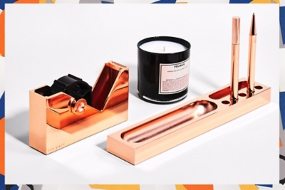 Father's Day stationery and candle gifts