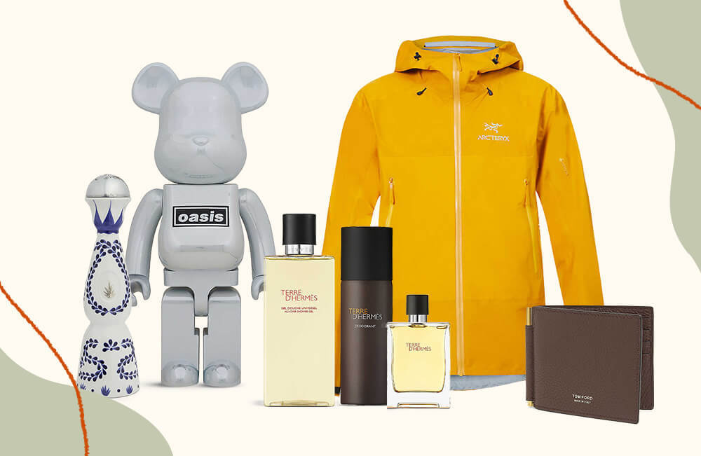 FATHER'S DAY GIFTS HE'LL LOVE