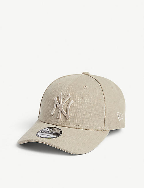 DANIEL ARSHAM Daniel Arsham x New Era New York Yankees 9forty cotton baseball cap