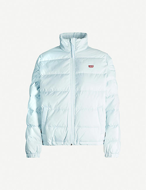 LEVIS: Francine shell-down packable puffer jacket