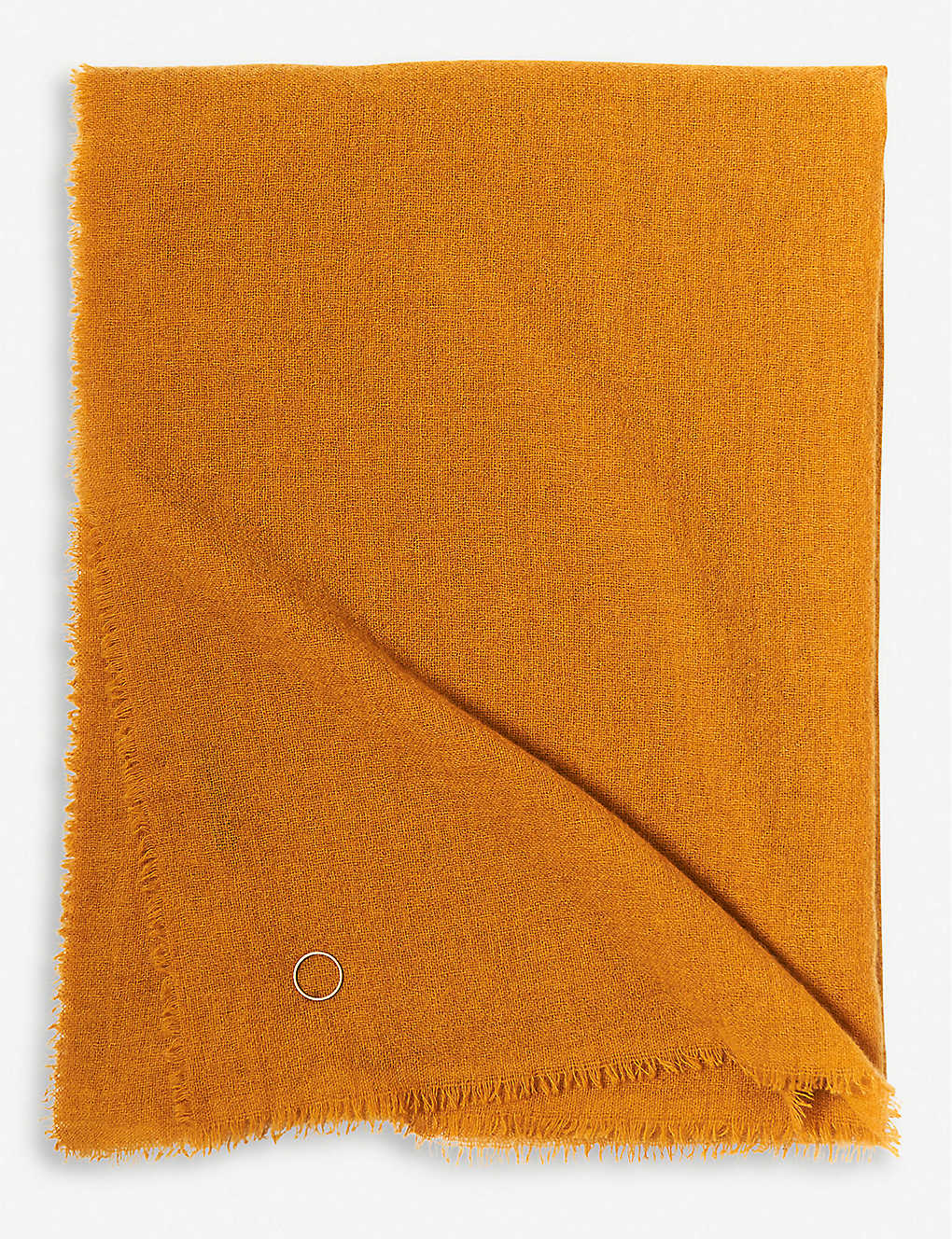 OYUNA: Esra cashmere two-tone throw 200x145cm