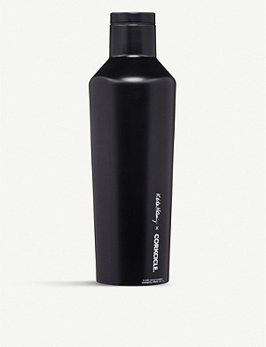 CORKCICLE Keith Haring x Corkcicle People Stack stainless-steel canteen 475ml