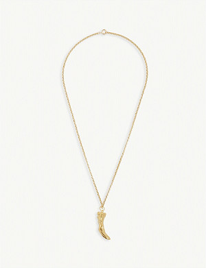 ALIGHIERI The Matriarch 24k gold-plated necklace