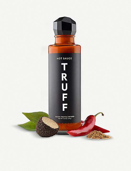 TRUFF HOT SAUCE: Black Truffle Hot Sauce 170g
