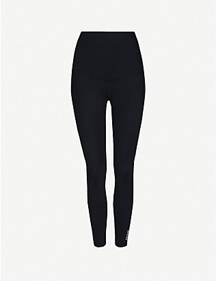 LORNA JANE: Core high-rise stretch-jersey maternity leggings