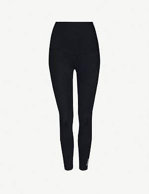 LORNA JANE Core high-rise stretch-jersey maternity leggings