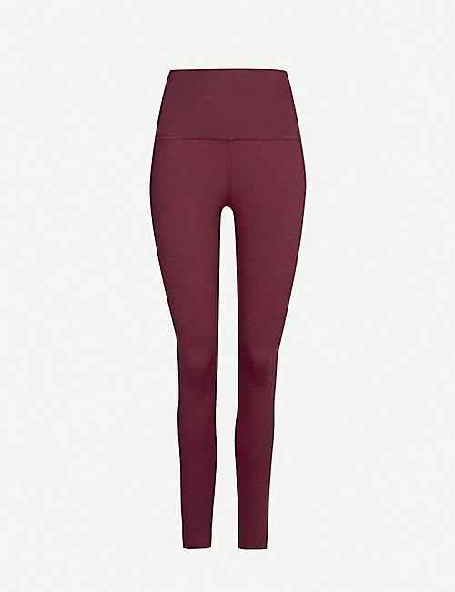 LORNA JANE Ultimate Support stretch-jersey leggings