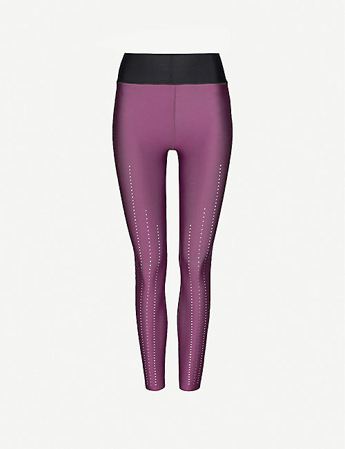 ULTRACOR Corsetry high-rise stretch-jersey leggings