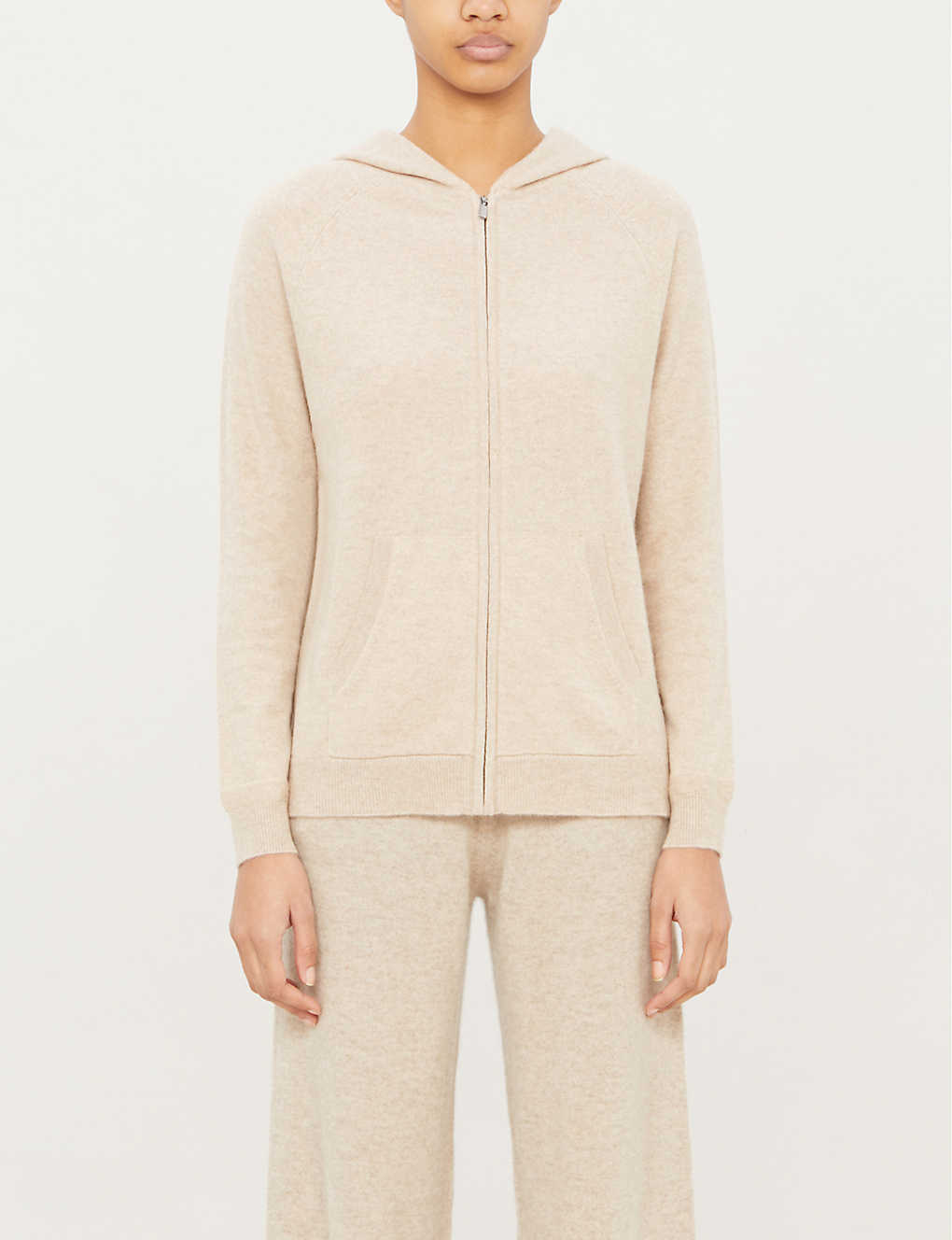CHINTI AND PARKER: 'The Hoodie' cashmere hoody