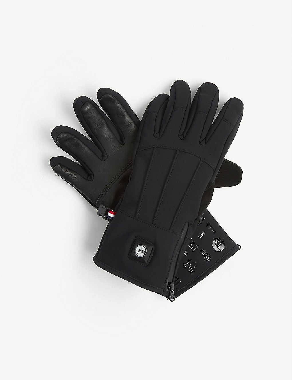 FUSALP: Glacier panelled ski gloves