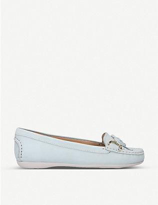 CARVELA COMFORT: Cally leather loafers