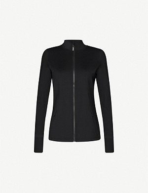LORNA JANE Endurance Act stretch-jersey jacket