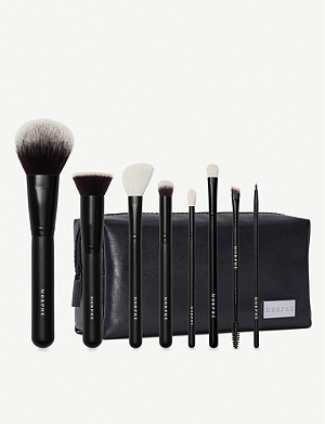 MORPHE Get Things Started eye and face brush set
