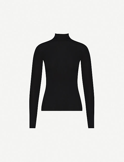 S MAX MARA Dindy turtleneck wool jumper