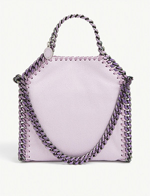 STELLA MCCARTNEY Tiny Falabella shoulder bag
