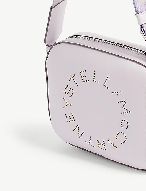 STELLA MCCARTNEY Circle logo cross-body bag