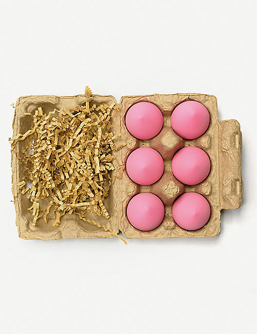 BEAUTY BAKERIE Blending egg beauty sponges set of six