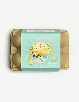 BEAUTY BAKERIE: Blending egg beauty sponges set of six
