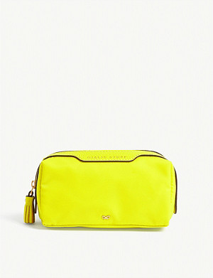 ANYA HINDMARCH Girlie Stuff nylon pouch