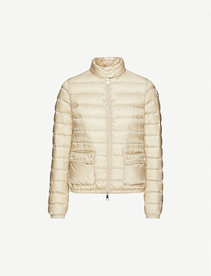 MONCLER Lans padded shell-down jacket