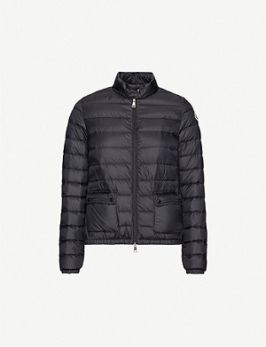 MONCLER Padded shell-down jacket