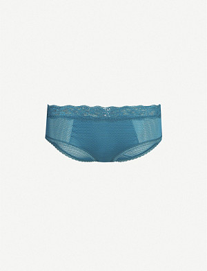PASSIONATA Brooklyn stretch-jersey hipster briefs