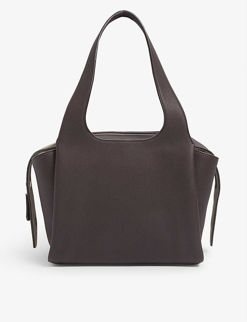 THE ROW: Leather tote bag