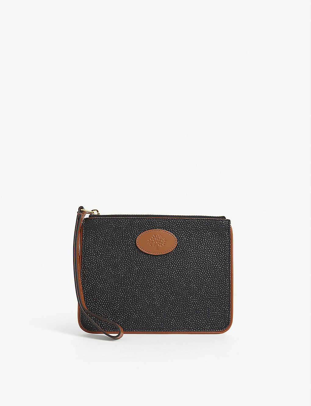 MULBERRY: Mulberry x Acne Studios leather zip coin purse