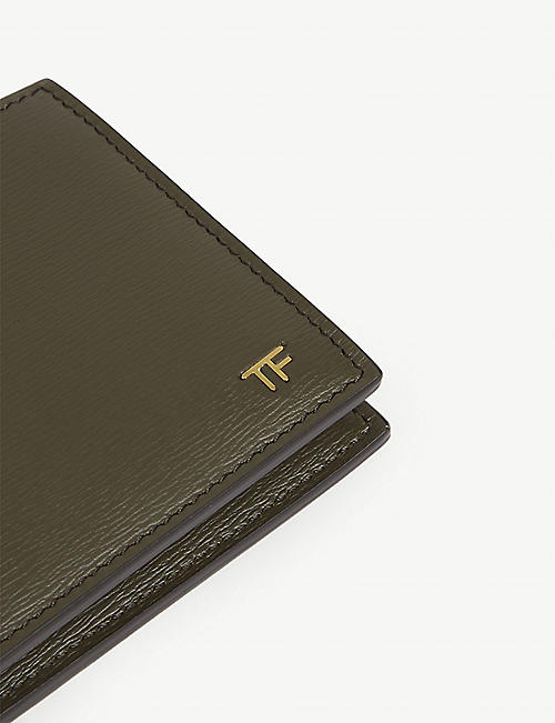 TOM FORD Branded billfold wallet
