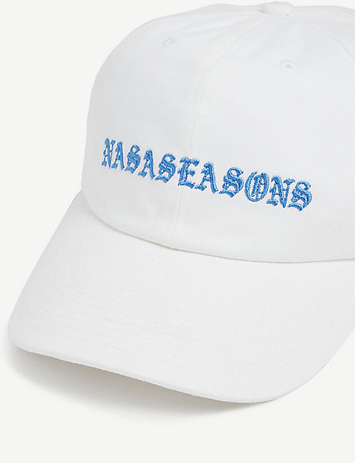 NASASEASONS Embroidered logo baseball cap