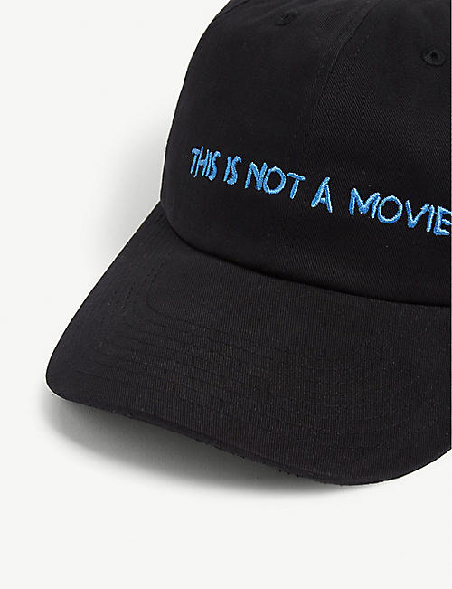NASASEASONS Now Or Never cotton baseball cap