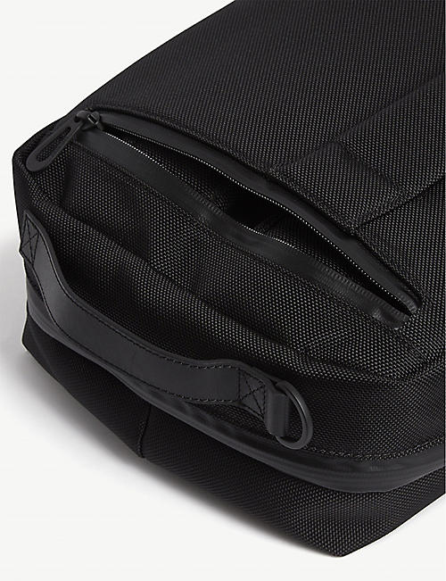 COTE & CIEL Garrone ballistic nylon backpack briefcase