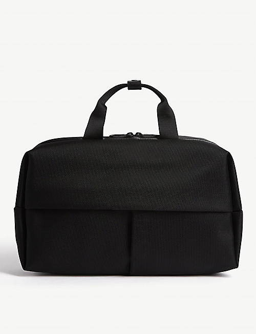COTE & CIEL: Garrone ballistic nylon backpack briefcase
