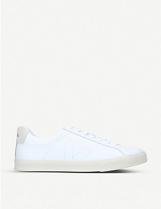 VEJA: Esplar leather trainers