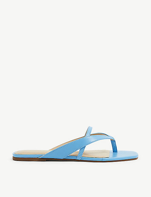 CARVELA: Grand leather sandals