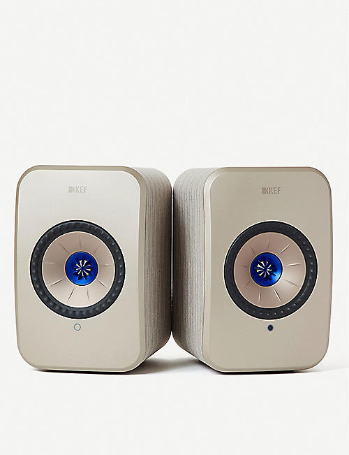 THE CONRAN SHOP: KEF LSX wireless speaker system