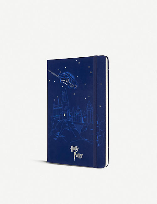 MOLESKINE Limited Edition Harry Potter notebook 13cm x 21cm