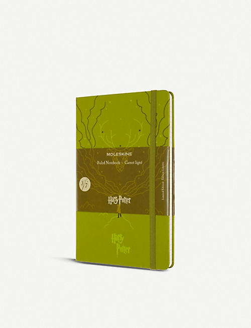 MOLESKINE Moleskine x Harry Potter ruled notebook 13cm x 21cm
