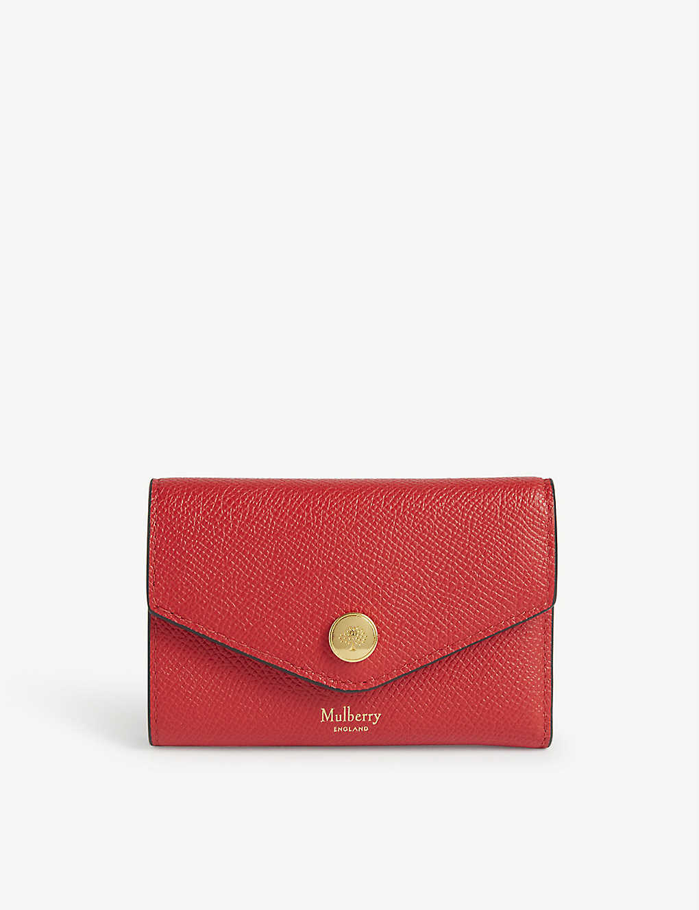 MULBERRY: Leather folded wallet